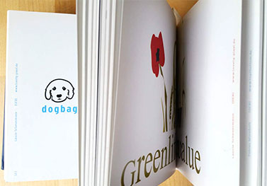 Logos: GreenlifeValue, dogbag